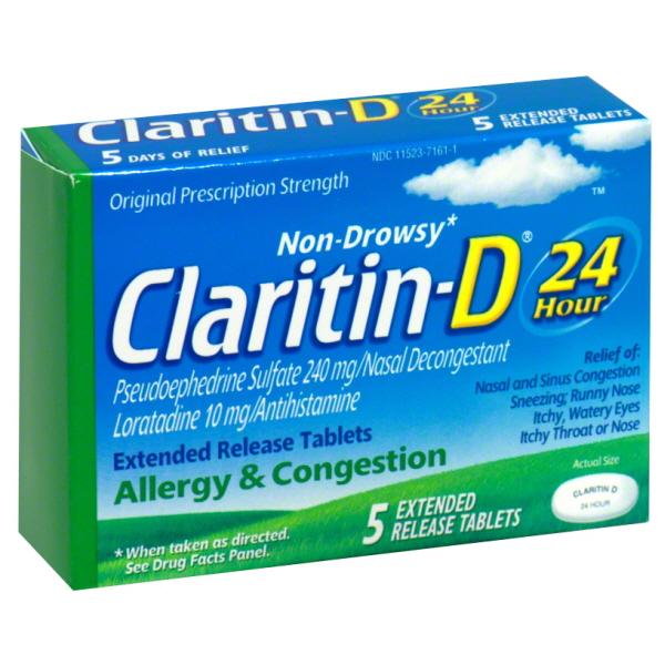 claritin-d