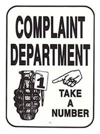 complaint-department